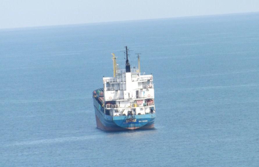 Корабли на рейде Севастополя